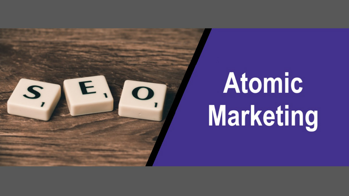 SEO vs Atomic Marketing