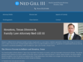 Attorney Ned Gill